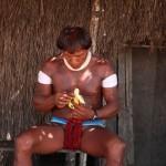Kamaiura tribesman