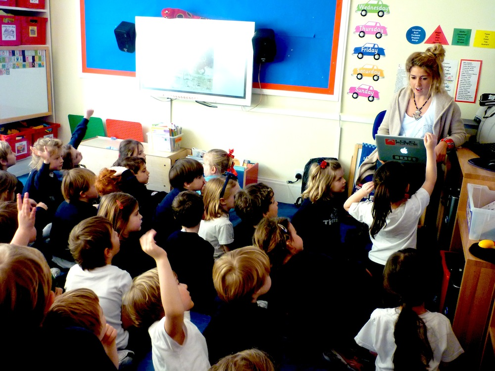 Inspiring 5 year olds to Explore the Wonders of Nature and Wildlife!